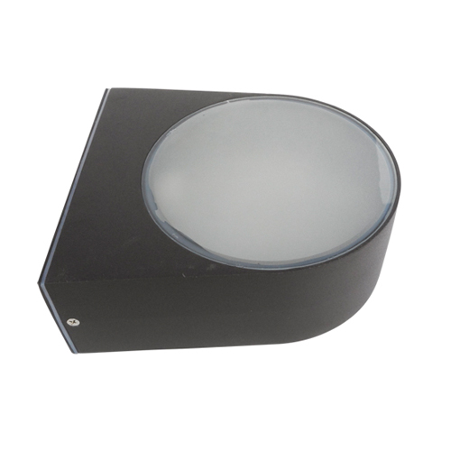 Outdoor Light DieCast Black A4801