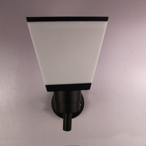 #2185 Funnel Shaped Outdoor Light